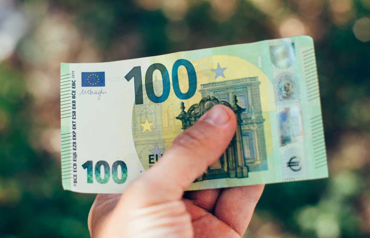 100 euro soldi