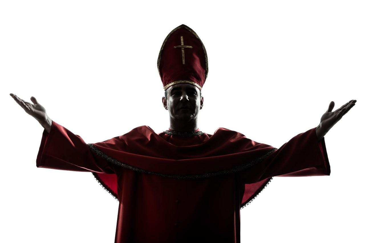 Truffatori maschera cardinali