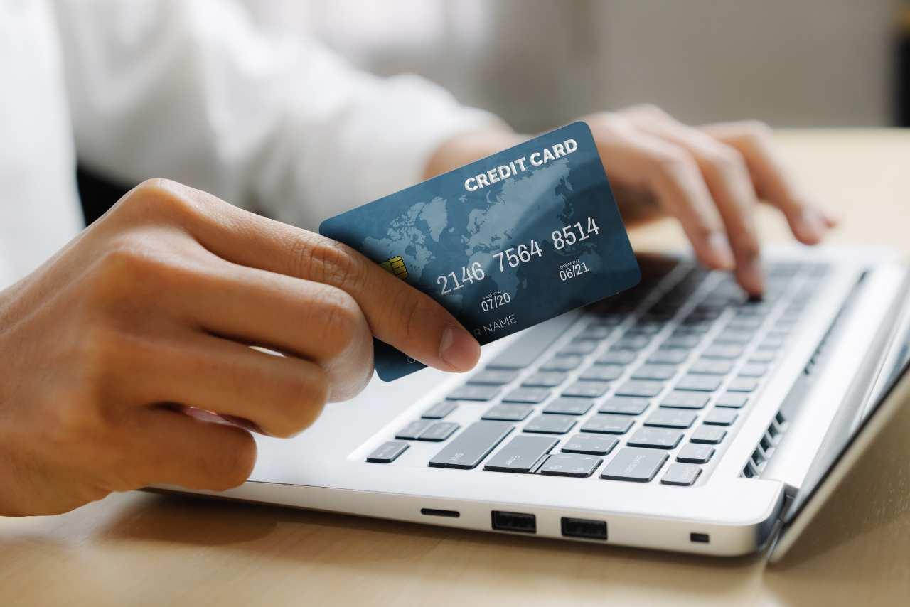 Carta di credito clonata