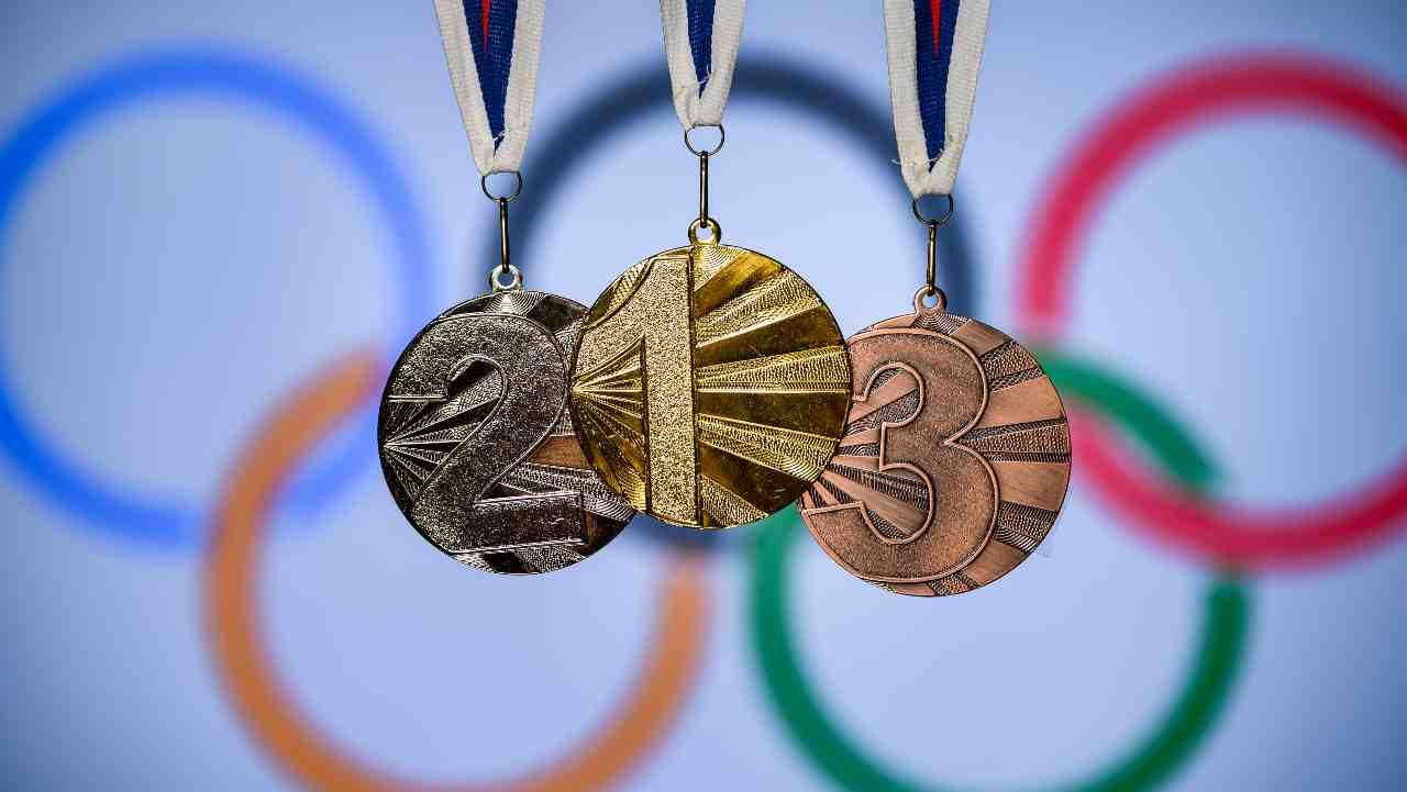 Olimpiadi medaglie