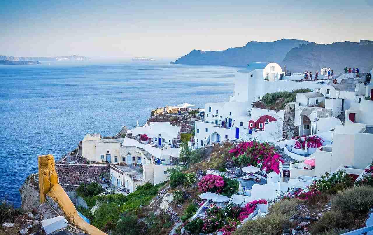 Pensione, Grecia