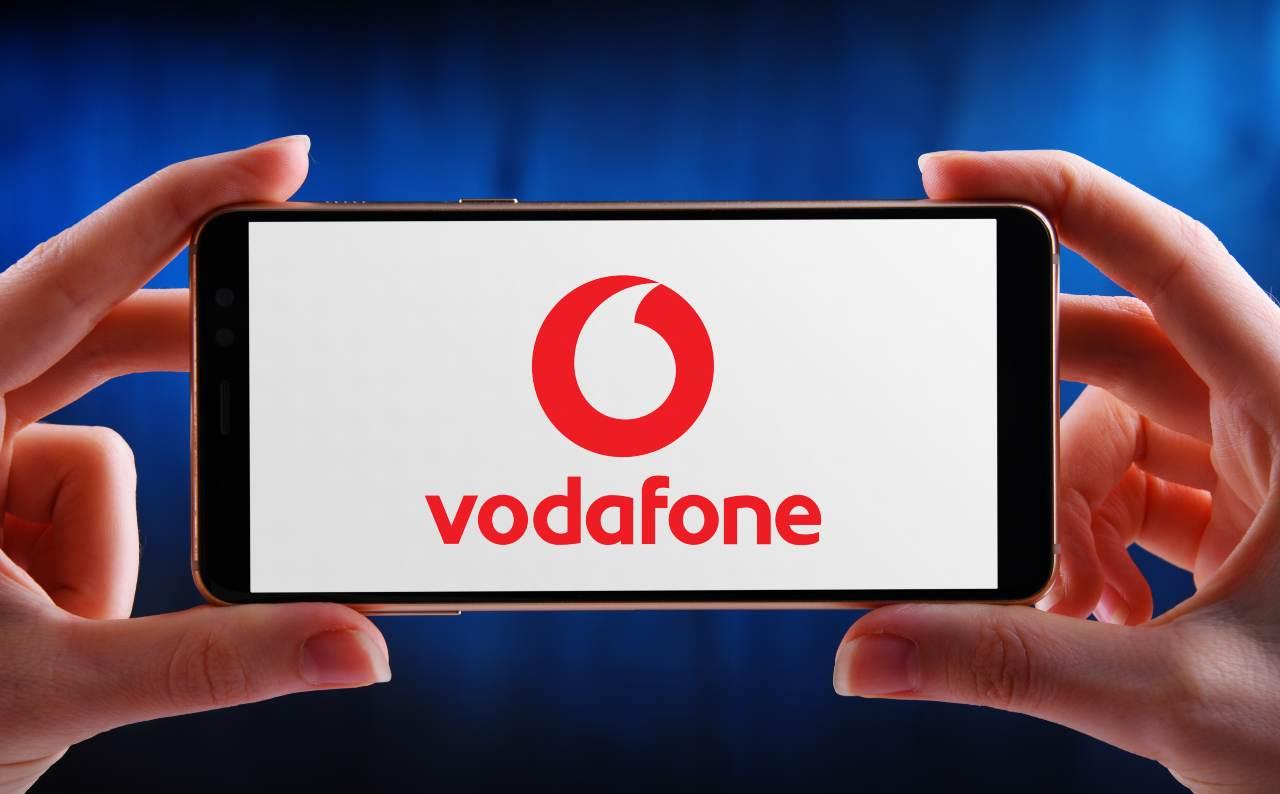 Vodafone rialzo
