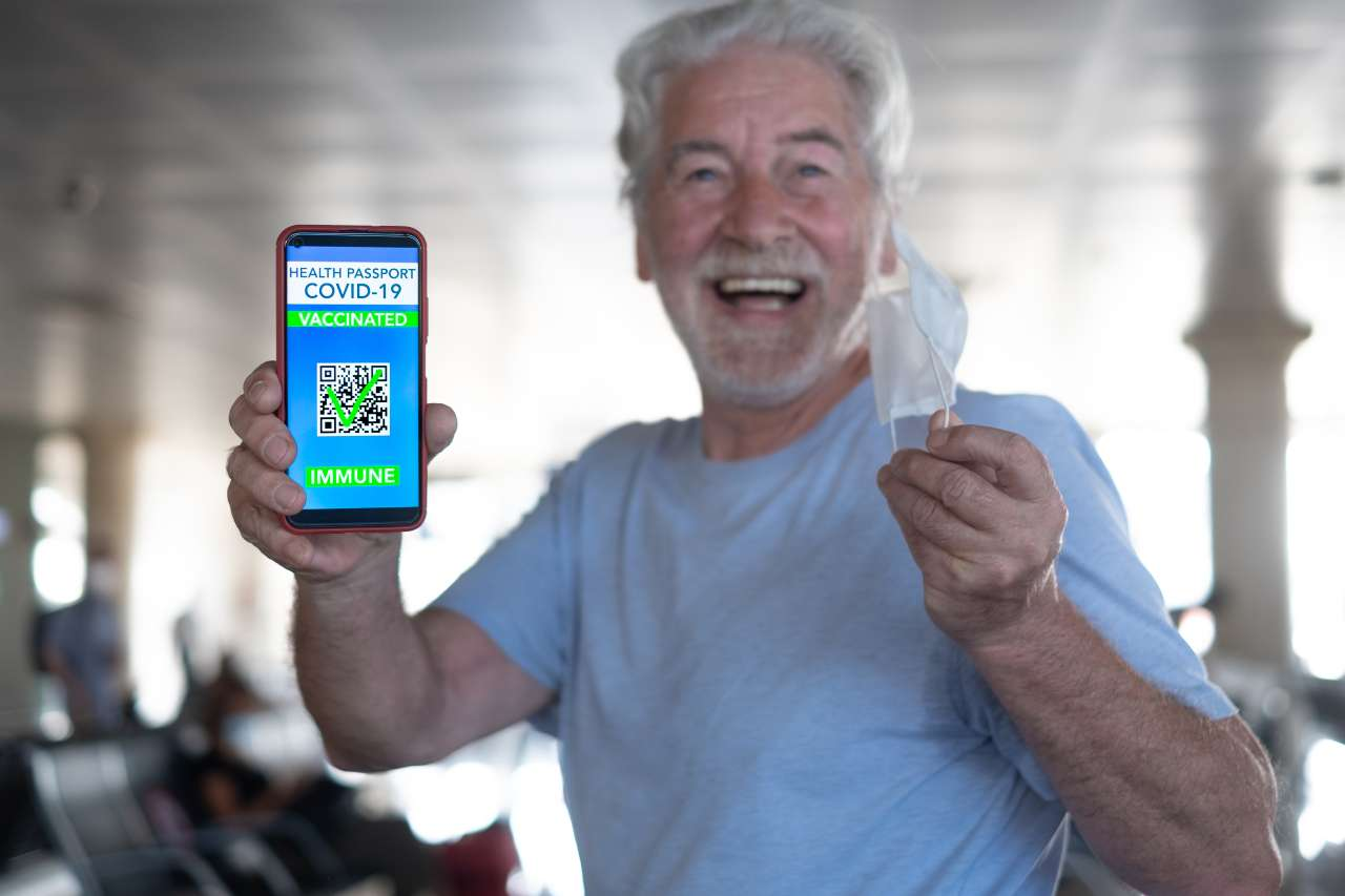 Green pass pensionati