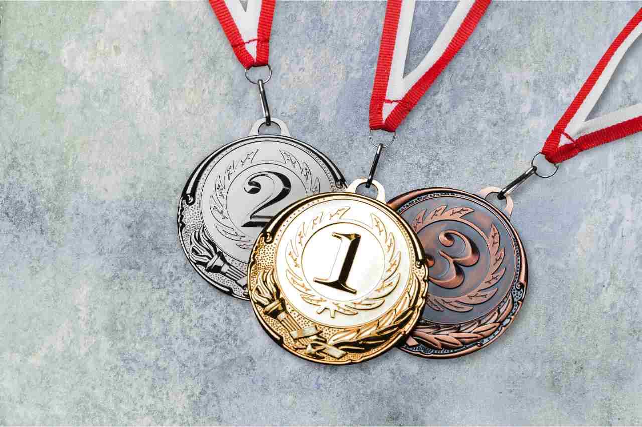 Medaglia olimpiadi