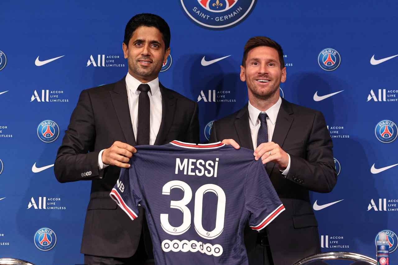 Messi PSG Cripto NFT