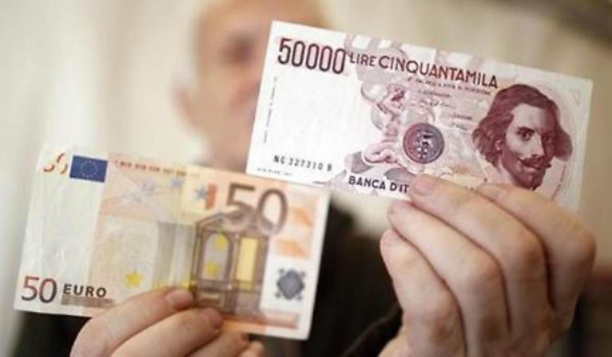 Trova 90 milioni di lire nella cuccia del cane: ora chiede il passaggio al nuovo conio