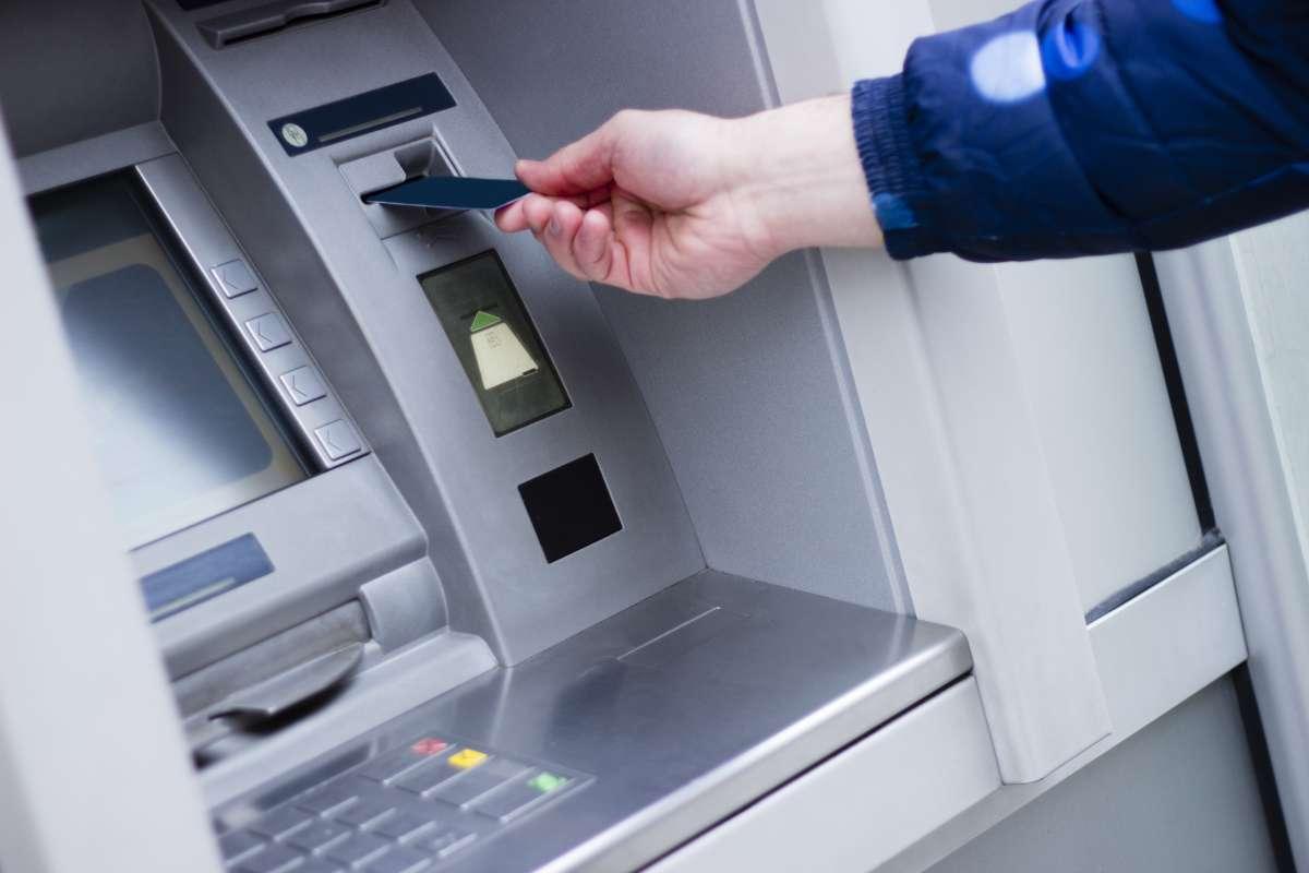 Bancomat cancellazione