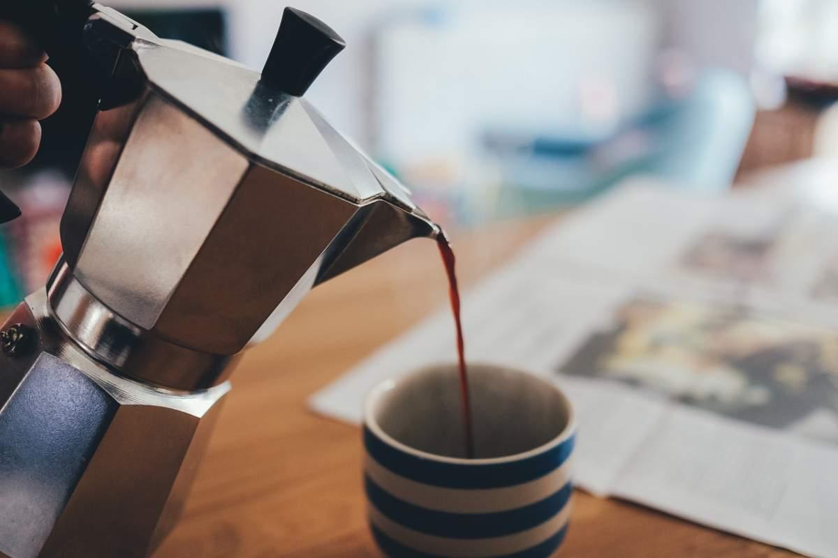 Caffè acqua