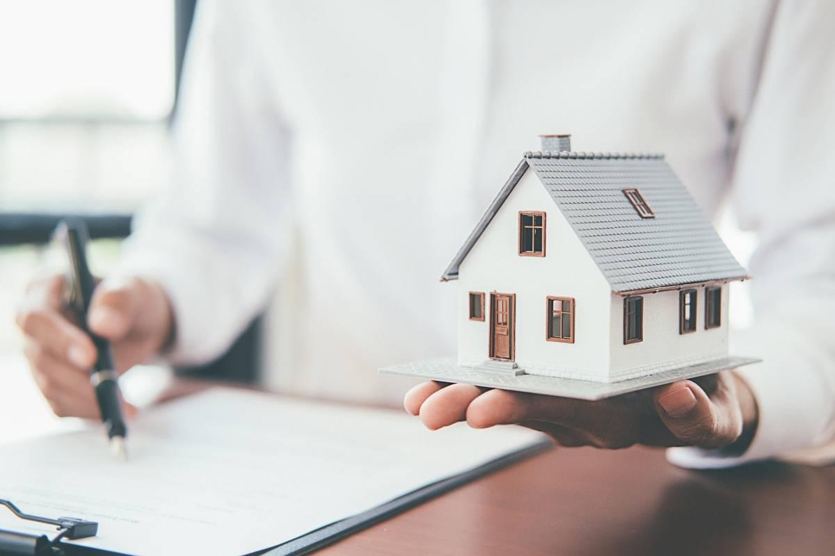 Casa contratto inquilino