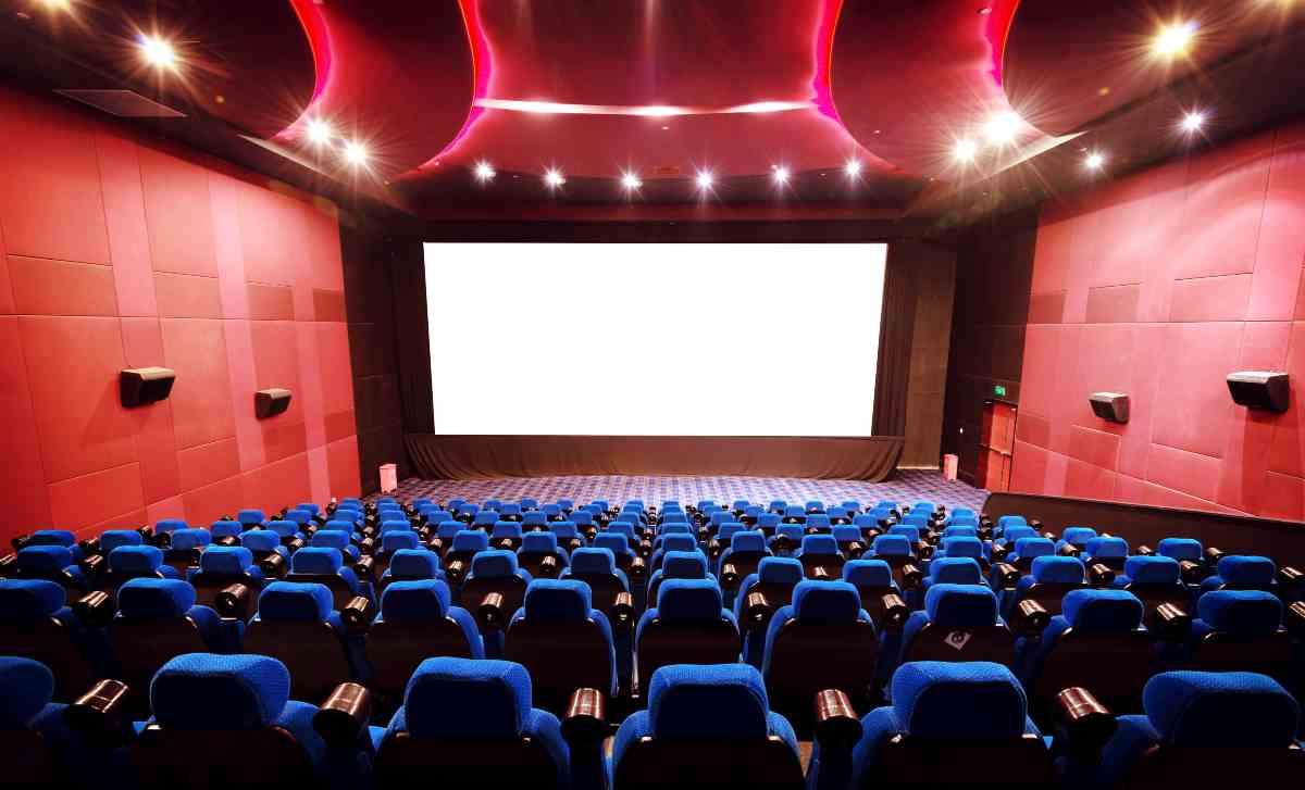 Cinema teatri capienza
