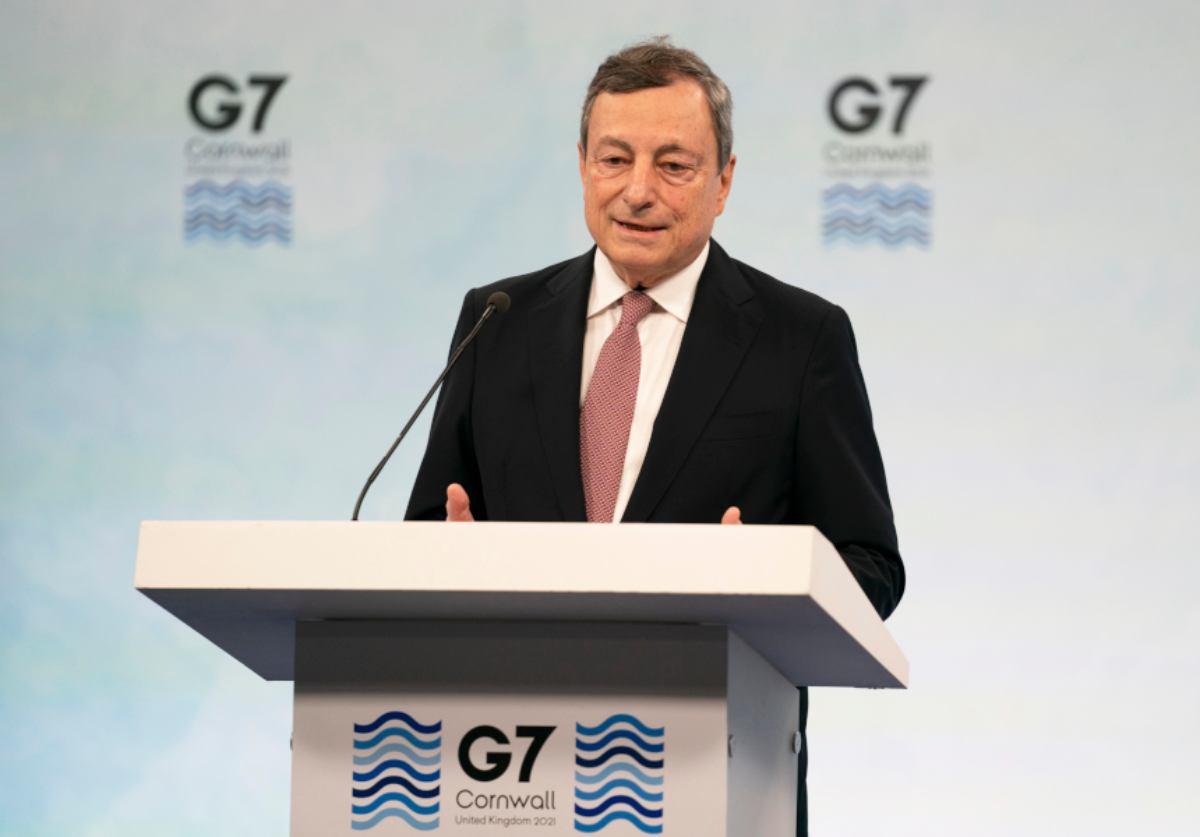 Draghi spostamenti