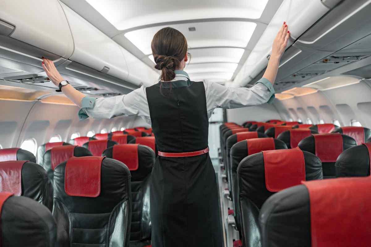 Hostess Ryanair