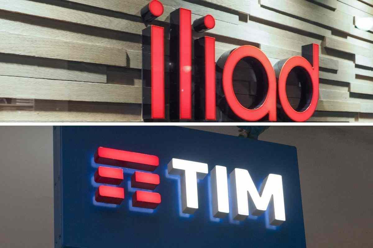 Iliad e Tim classifica