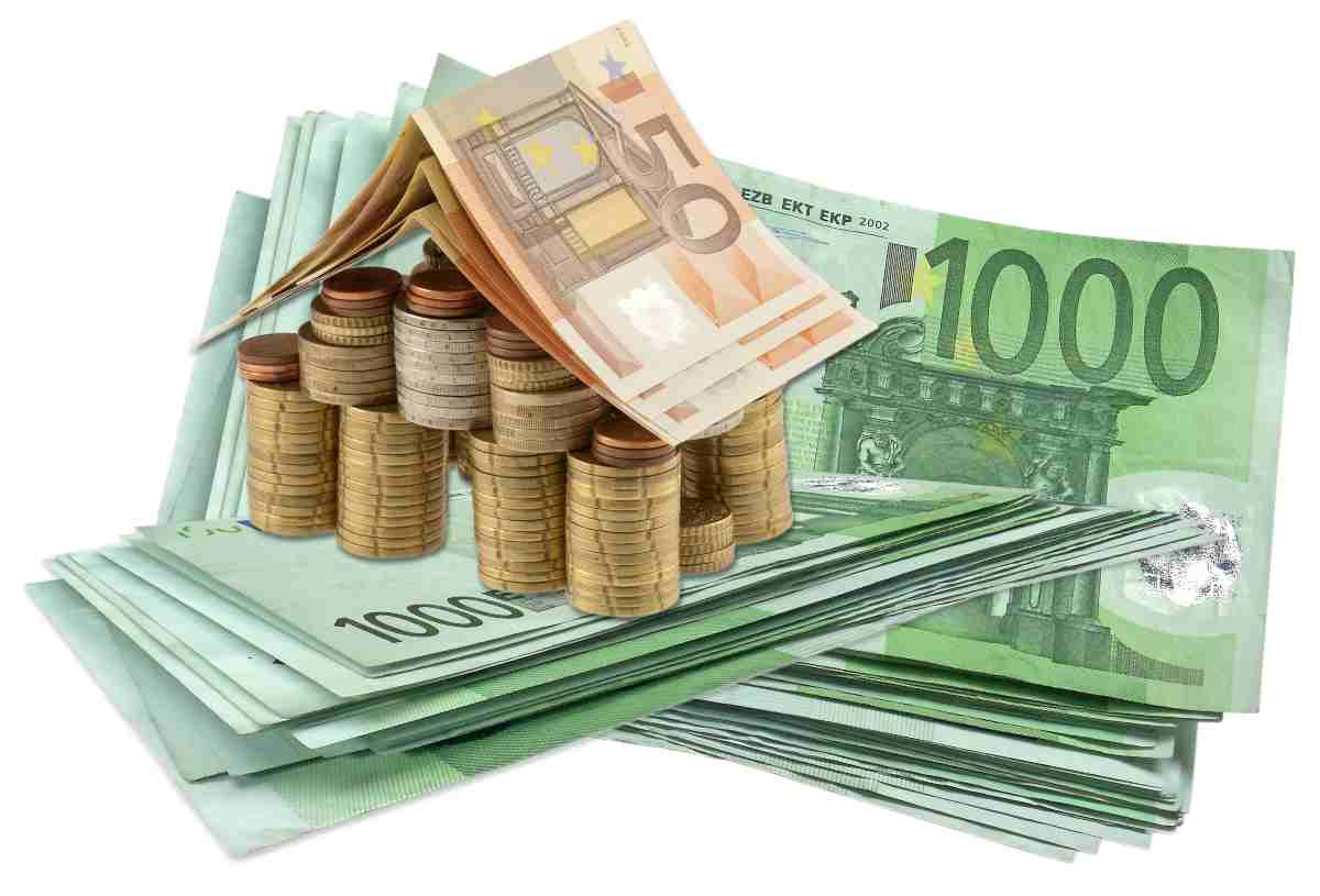 Mille euro conto corrente vacanze