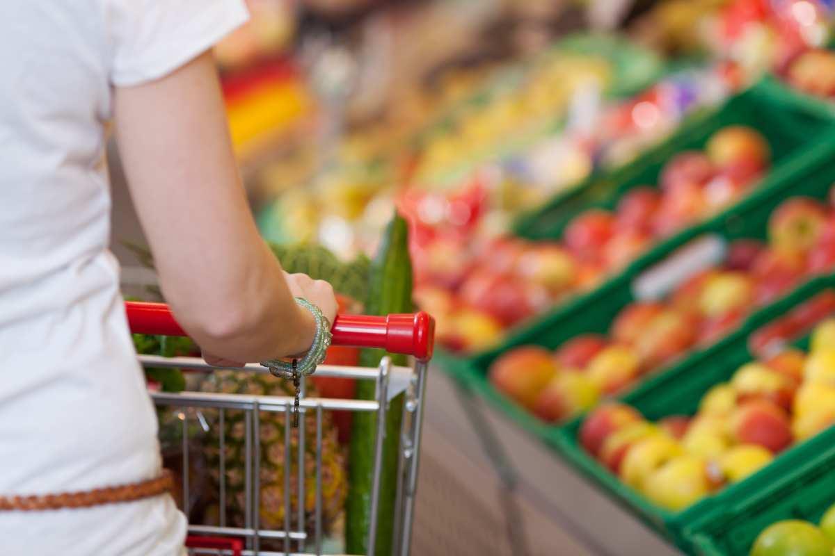 Bonus spesa supermercato