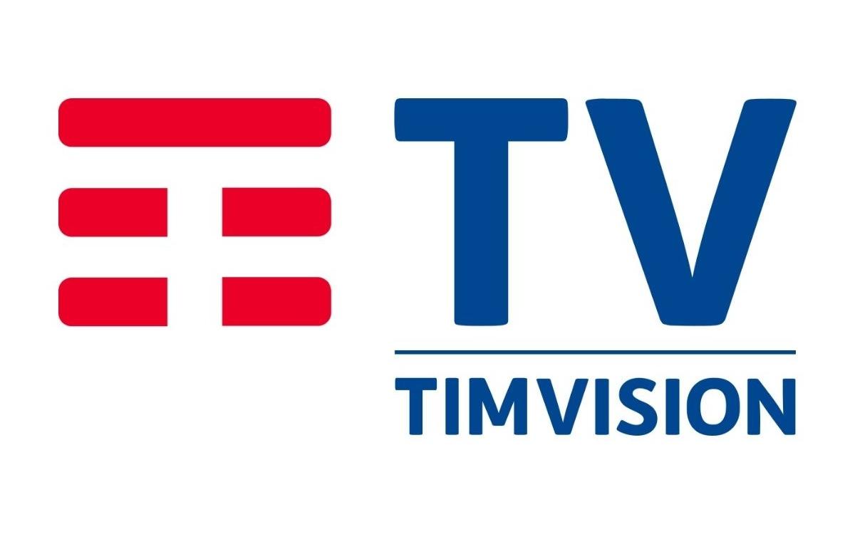 TIM VISION LOGO