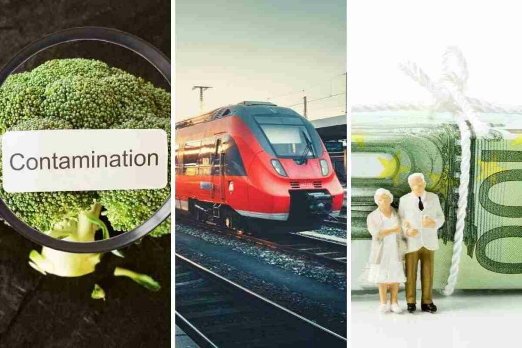ossido etilene, ferrovie, pensione aumenti