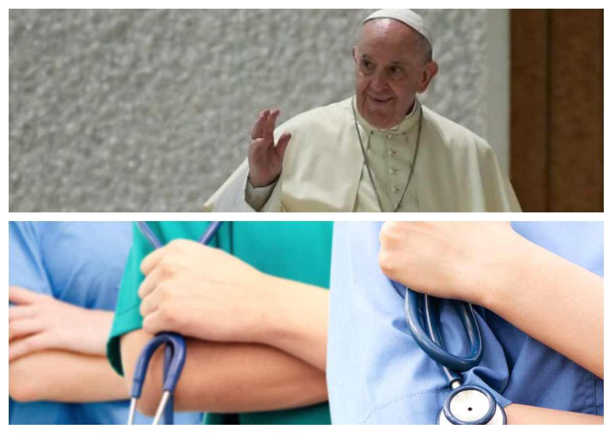 papa infermieri