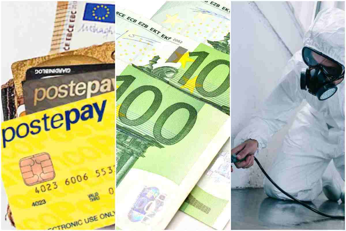 postepay, 100 euro