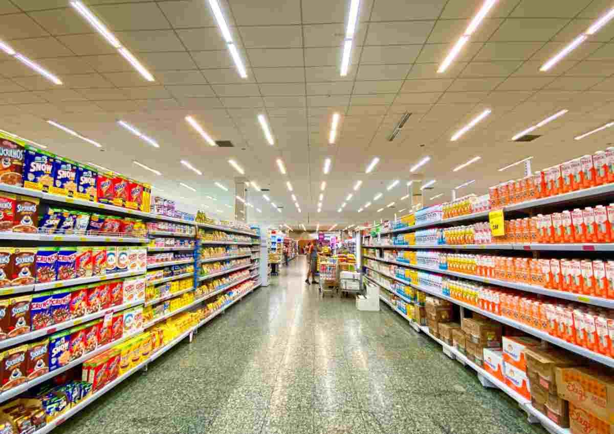 Prodotti tossici ritiri supermercati