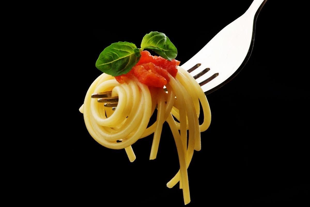 spaghetti contaminati