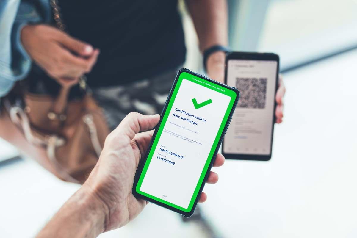 green pass consulenza Poste