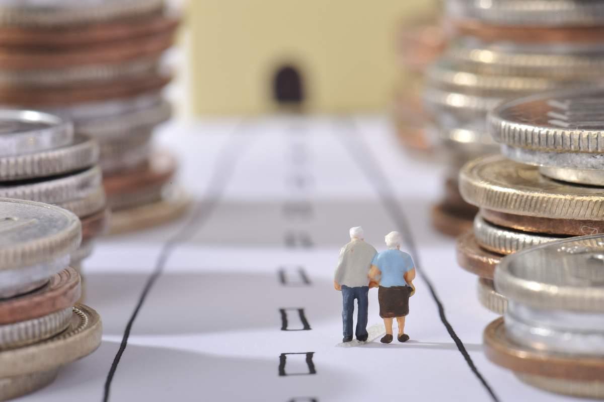 Pensione contributi Inps