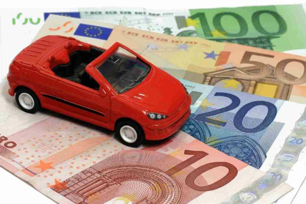 assicurazione auto stangata