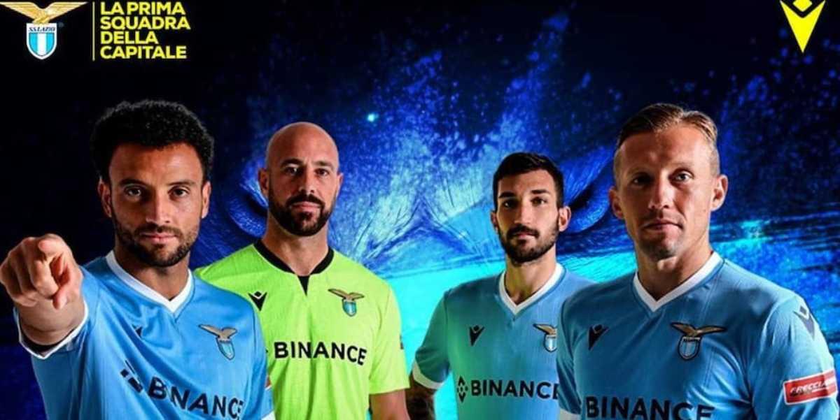 Binance Lazio