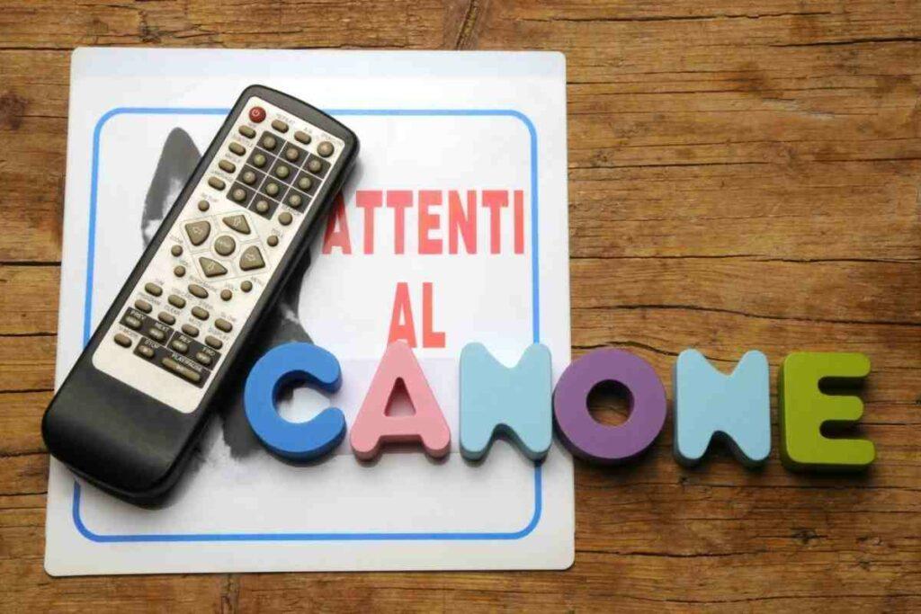canone Rai_bolletta