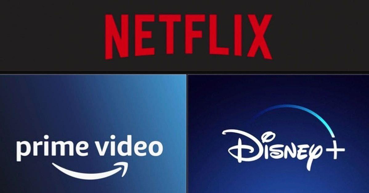 disney netflix amazon streaming