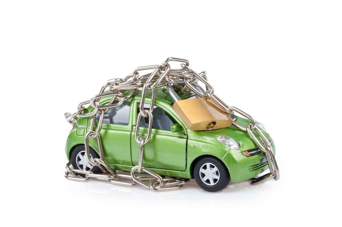 pignoramento auto come funziona