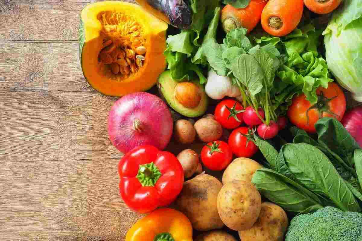 verdura spinaci